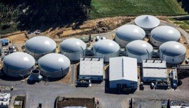 Китай намерен запустить в Украине пилотный проект по производству биогаза