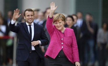 Почему Меркель и Макрон после встречи с Трампом поспешили к Путину