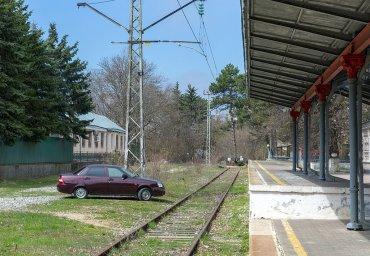 В России нашли вокзал, на который не приходят поезда
