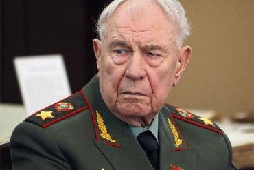 Литва потребовала пожизненный срок для маршала Язова