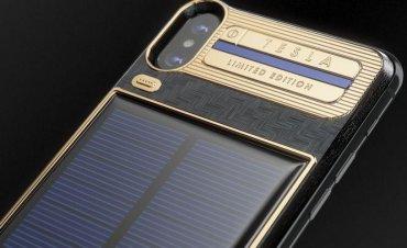 Совместили. Российская компания выпустила свою версию iPhone под названием Tesla