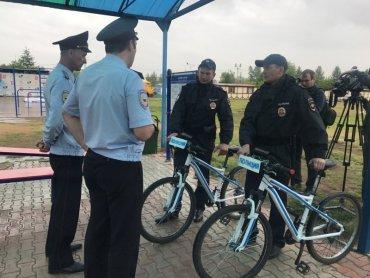 В России велосипедистов заставят получать права