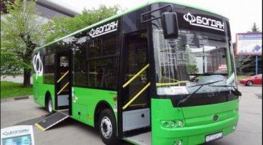 Партнер Порошенко продал в Франковске автобусов на 101 миллион