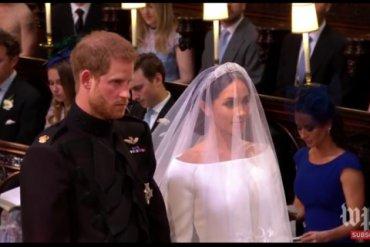 Принц Гарри женился на американской актрисе