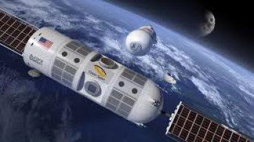 В космосе построят отель для богатых туристов