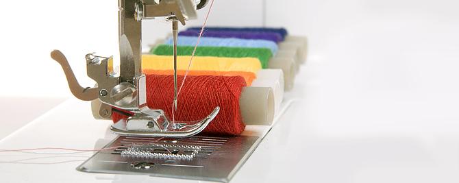Лапки для швейного оборудования