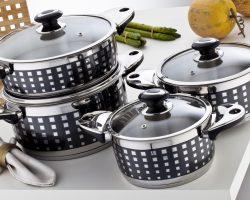 Качественные наборы посуды от ведущих брендов