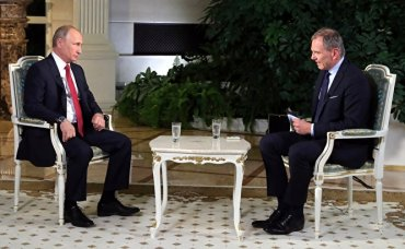 Путин дал жесткое интервью австрийскому телеканалу