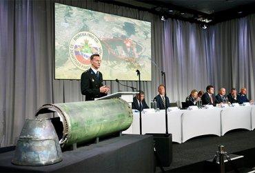 Нидерланды не считают Украину виновной в гибели MH17