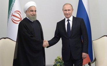 Россия приносит в жертву Иран