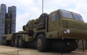 Россия развернула в Крыму надувные С-400