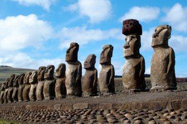 Тайна истуканов с острова Пасхи раскрыта