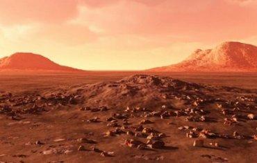 Найдена жизнь на Марсе