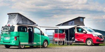 Nissan показал первый в мире электрический автодом