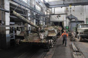 Львовский бронетанковый завод заплатит более 5 млн гривен штрафа за поставку б/у двигателей