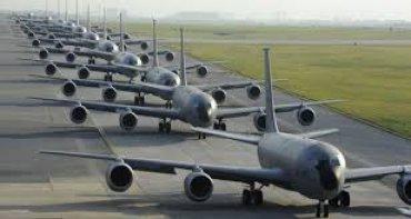 США перебросили в Украину самолёты для заправки бомбардировщиков