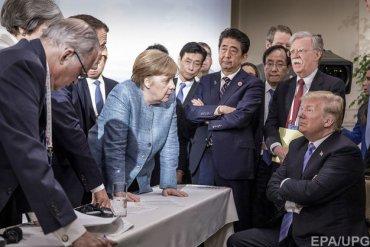 Страны G7 готовы к введению новых санкций против России