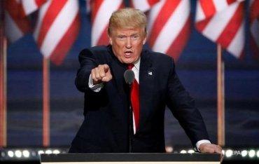 Трамп обиделся на всех