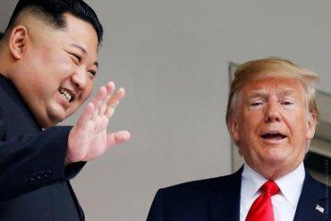 Трамп намерен посетить Пхеньян