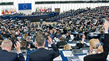 Европарламент выдвинул жесткие условия для выделения Украине 1 млрд евро