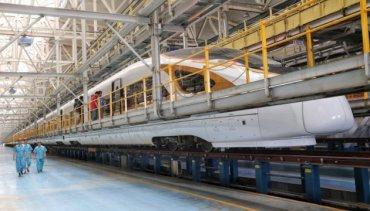 В Китае заработает самый длинный высокоскоростной поезд в мире