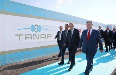 Россия в стороне: Турция запустила новый газопровод