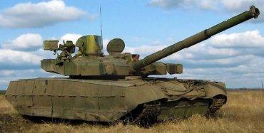 Украина отправила танки Т-84 на соревнования Tank Challenge 2018