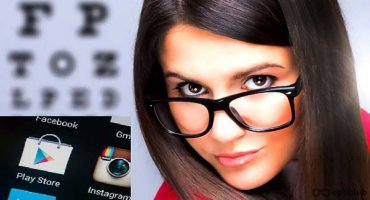Теперь проверить зрение можно через мобильное  приложение