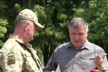 Аваков сообщил, что проект «Стена» в Харьковской области почти завершен