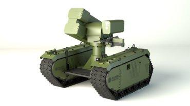 В Эстонии создали робота-убийцу танков