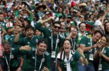 В Мексике произошло землетрясение из-за футбольных фанатов
