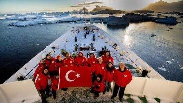 Турция собирается оккупировать Антарктиду