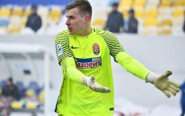 Вратарь луганской «Зари» подпишет контракт с «Реалом»