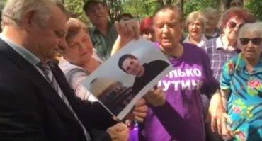 «Отряды Путина» перестали поддерживать Путина