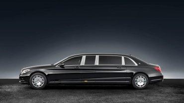 Круче Меркель, но скромнее Трампа – каким будет автомобиль Порошенко