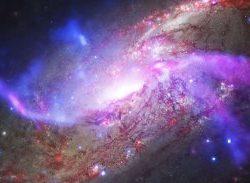Астрономы обнаружили секретную часть Вселенной