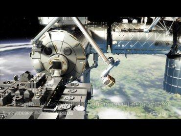 NASA начала генеральную уборку в космосе