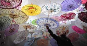 Крылья божьей коровки вдохновили инженеров на создание зонта будущего