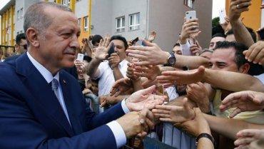 Эрдоган победил на выборах в Турции