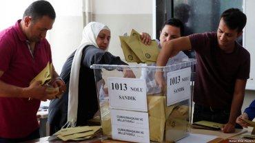 ОБСЕ раскритиковала выборы президента Турции