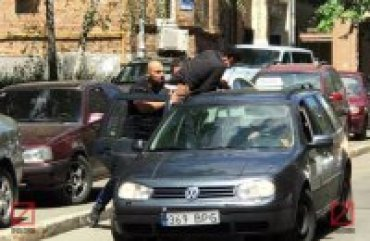 В центре Киева похитили сына иностранного дипломата
