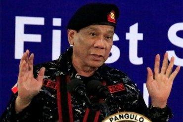 Президент Филиппин назвал Бога «тупым сукиным сыном»