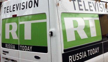 В Украину не впустили корреспондентку Russia Today