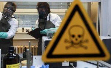 Украина стала полигоном для российских химических отходов