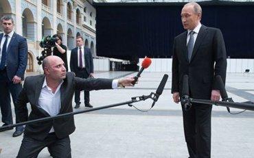 В сети заметили аномалию с ростом Путина