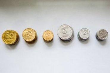С июля Украина прекращает чеканку мелких монет