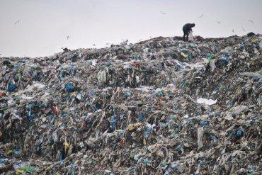 Украина превращается в мусорную свалку