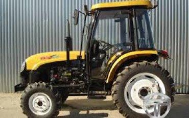 В Херсоне планируется производство китайских тракторов