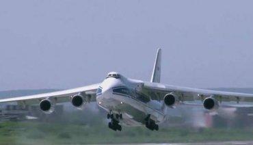 Россия задумалась о возобновлении производства самолетов «Руслан»