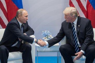 Трамп предложит Путину сделку по Сирии